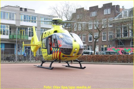 21 Maart Lifeliner2 Rotterdam Jensiusstraat