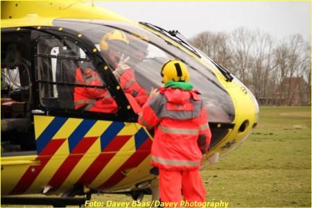 12 Maart Lifeliner1 Amstelveen Ringdijk Bovenkerker...