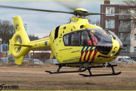 11 Maart Lifeliner2 's-Hertogenbosch...