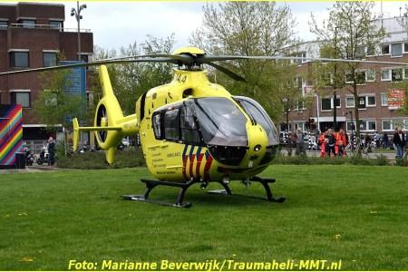 24 April Lifeliner1 Hilversum Kampstraat