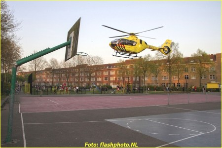 19 April Lifeliner2 Rotterdam Pleinweg