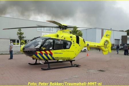 16 Juni Lifeliner2 Rotterdam Vlambloem
