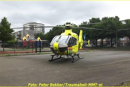 18 Juni Lifeliner2 Rotterdam Indrapoerastraat