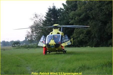 18 Juni Lifeliner4 Groningen Peizerweg