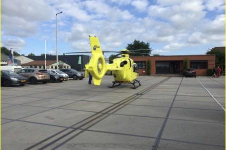 21 Juni Lifeliner2 Stolwijk Nijverheidsweg