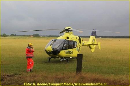 14 Augustus Lifeliner4 Veenhuizen Weperpolder