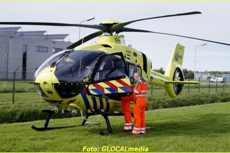 16 September Lifeliner1 Den Helder Luchthavenweg