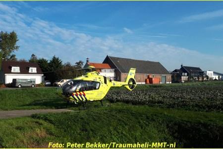16 Oktober Lifeliner2 Oudenhoorn Zeedijk
