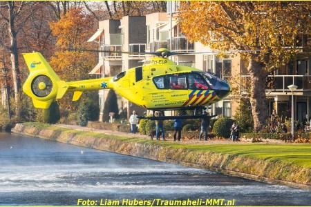 17 November Lifeliner2 Voorburg Oosteinde