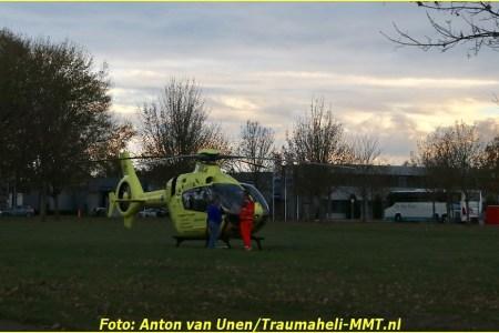 19 November Lifeliner1 Almere Dukdalfweg