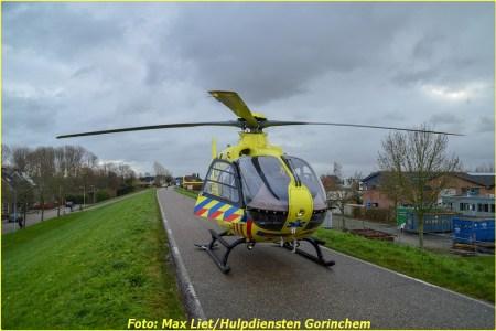 9 December Lifeliner3 Vuren De Rietput