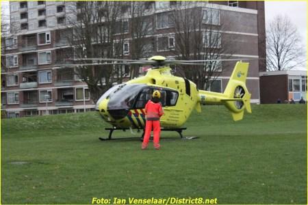 2 December Lifeliner2 Delft Troelstralaan