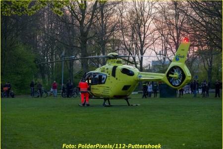 15 April Lifeliner1 Oud-Beijerland W. van...