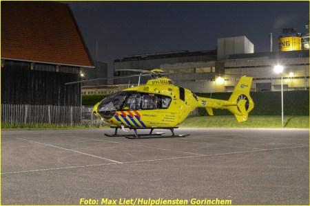 19 April Lifeliner3 Vuren Waaldijk