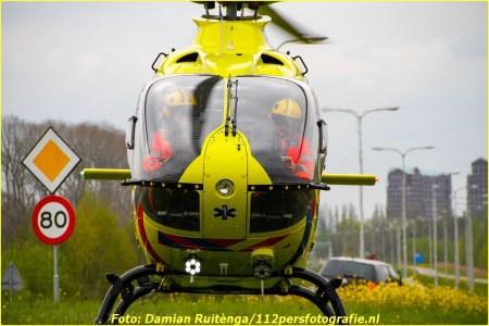 17 April Lifeliner1 Nijkerk Frieswijkstraat