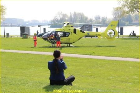 16 April Lifeliner2 Schiedam Havendijk