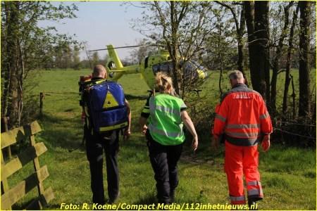 19 April Lifeliner4 Houtigehage Folgersterloane