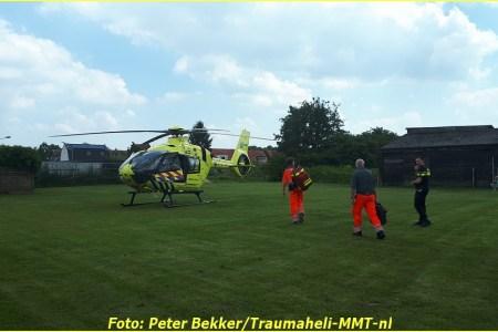 Mobiel Medisch Team naar Oud-Beijerland