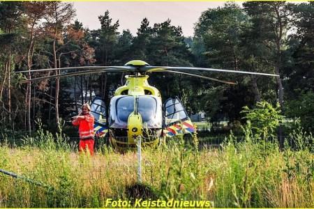 Twee gewonden bij ongeval Rademakerstraat...