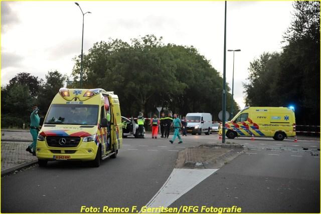 20-08-26 Prio 1 Verkeersongeval - Middellandbaan (Woerden) - MMT (3)-BorderMaker