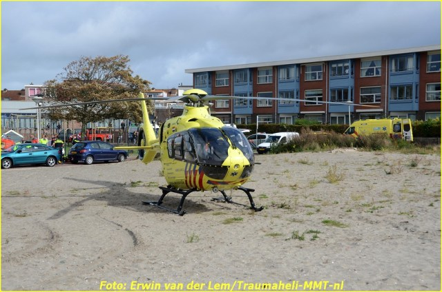 Den Haag Traumahelikopter (1)-BorderMaker