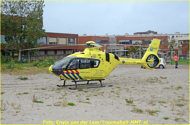 Den Haag Traumahelikopter (3)-BorderMaker