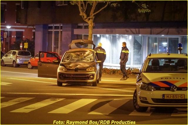 Ongeval Paterswoldseweg - Foto ID-6356561-BorderMaker