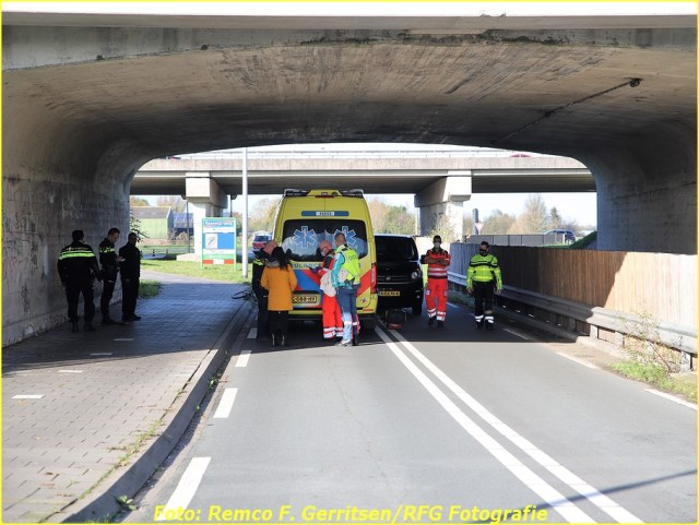 20-11-04 Prio 1 Verkeersongeval - Oud Reeuwijkseweg (Reeuwijk) - MMT (4)-BorderMaker