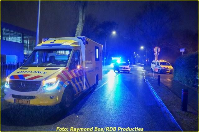 Ongeval Popdijkemaweg - Foto ID-7356545-BorderMaker