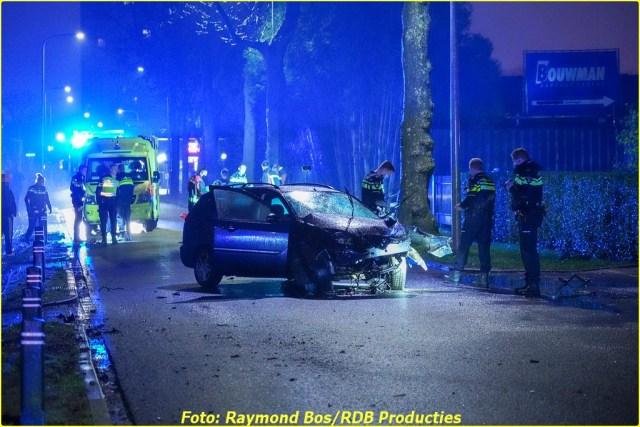 Ongeval Popdijkemaweg - Foto ID-7356546-BorderMaker