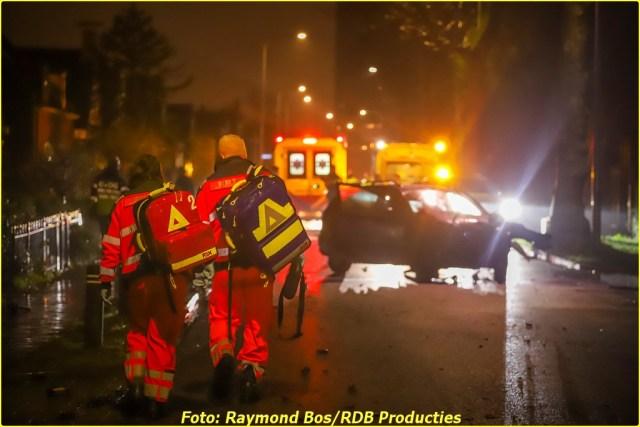 Ongeval Popdijkemaweg - Foto ID-8356546-BorderMaker