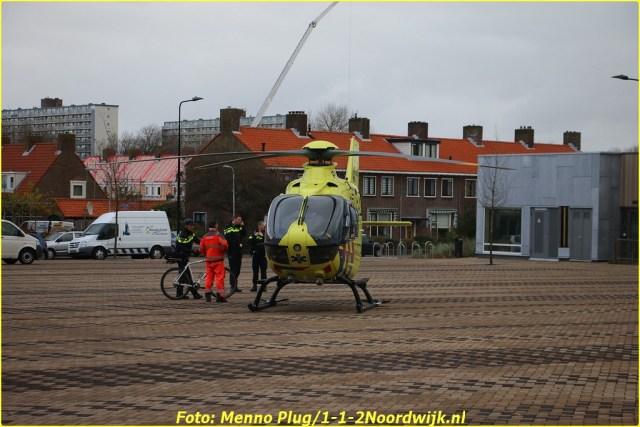 Traumahelikopter Katwijk (1)-BorderMaker