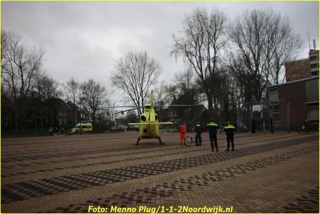 Traumahelikopter Katwijk (3)-BorderMaker