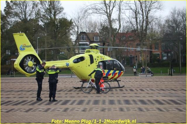 Traumahelikopter Katwijk (8)-BorderMaker