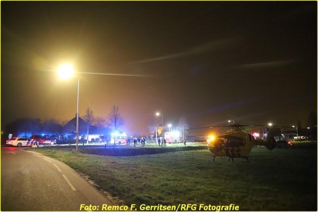 20-12-06 Prio 1 Voertuig te water - Bredeweg (Moerkapelle) - Lifeliner (2)-BorderMaker