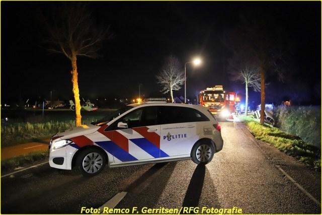 20-12-06 Prio 1 Voertuig te water - Bredeweg (Moerkapelle) - Lifeliner (3)-BorderMaker