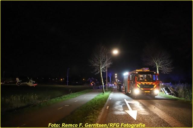 20-12-06 Prio 1 Voertuig te water - Bredeweg (Moerkapelle) - Lifeliner (5)-BorderMaker