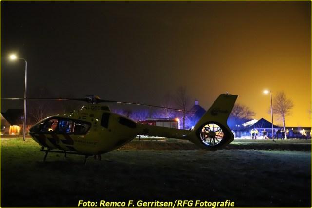 20-12-06 Prio 1 Voertuig te water - Bredeweg (Moerkapelle) - Lifeliner (8)-BorderMaker