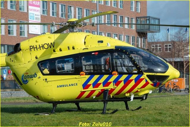 Lifeliner5 PH-HOW RTD Rotterdam Maasstad naar Groningen UMCG 22-01-2021-6872-BorderMaker