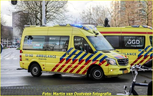 Zoetermeer Denemarkenlaan Traumaheli (9)