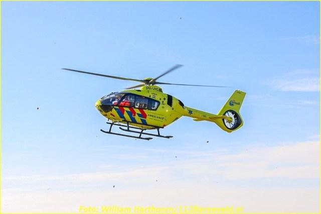 Traumahelikopter Bennekom 21 feb (1)-BorderMaker