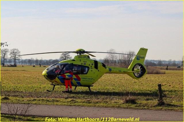 Traumahelikopter Bennekom 21 feb (2)-BorderMaker