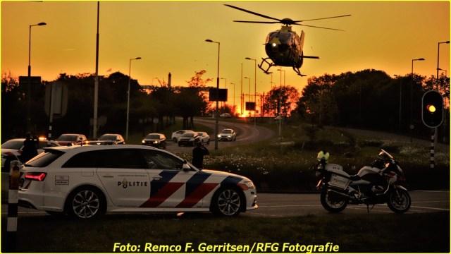 21-05-30 Prio 1 Verkeersongeval - Beukelseweg (Rotterdam) - beste (4)-BorderMaker