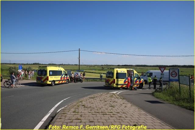 21-06-06 Prio 1 Verkeersongeval - Middelblok (Gouderak) (9)-BorderMaker