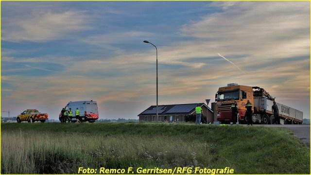 21-06-14 Prio 1 Verkeersongeval - Schielands Hoge Zeedijk West (MOordrecht) - beste (12)-BorderMaker