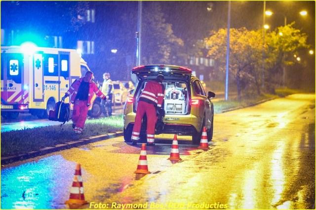 Ongeval Zonnelaan - Beeldnummer - 275-19-BorderMaker