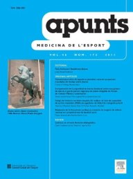 Apuntes medicina del deporte