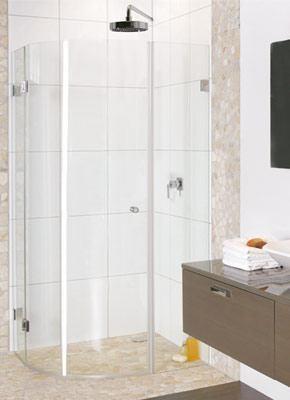 Duschwand Glas  Duschtrennwand Glas online bestellen