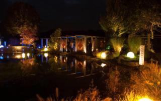 85 Jahre Galabau Mähler feiern wir mit einer Nacht des Lichtes
