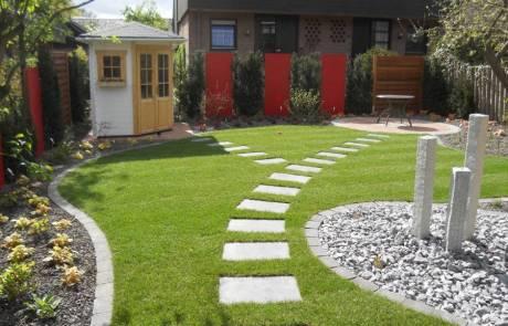 Garten aus dem Jahr 2012